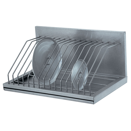 Полка настенная для крышек открытая ПКК-600-Н