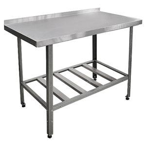 Стол производственный без борта СР-2/1000/700-Ц