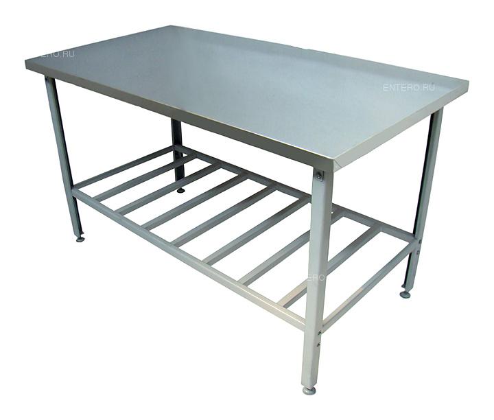 Стол производственный без борта Э-СР-2/600/600-С