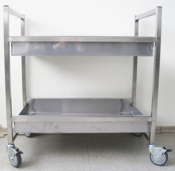Тележка для сбора посуды ELMET ТСП [CLONE]